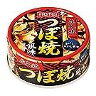 ホテイフーズコーポレーション つぼ焼風味 65g×6個