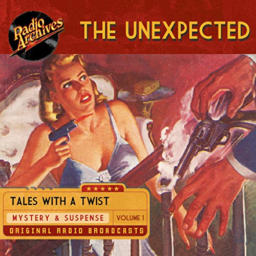 The Unexpected, Volume 1 audiobook cover art