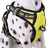 Best Front Range No-pull Dog Harnesses - PoyPet No Pull Dog Harness, Reflective Vest Harness Review