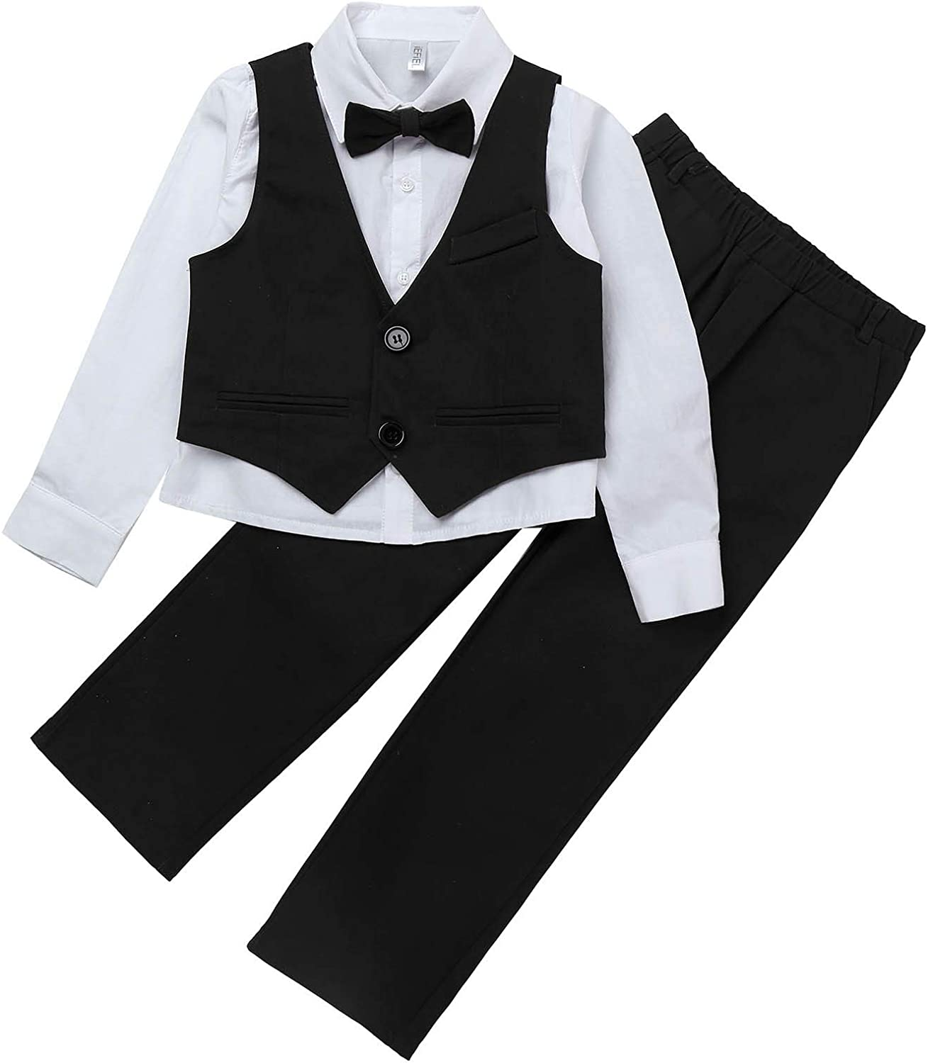 YOOJIA Kids Boys specialty 2021 autumn and winter new shop Suit for Weddings Party Bo Birthday Long Sleeve