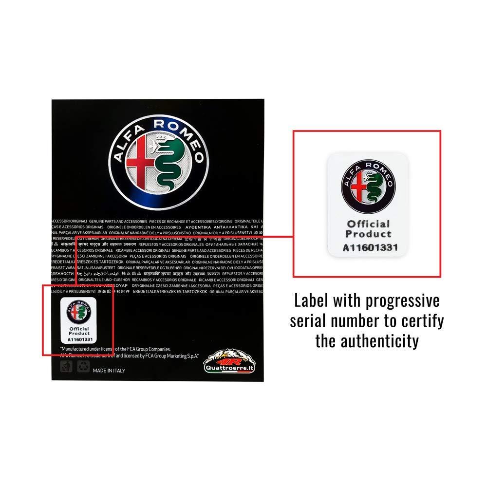 Alfa Romeo 21813 Adhesivos Oficiales 2 tréboles, 94 x 131 mm ...