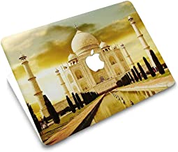 KBubble MacBook Laptop Vinyl Decal Sticker Skin for MacBook M0859 Taj Mahal The 7 Wonders of India (MacBook Pro 13 inches Touch Bar)