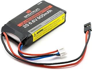 Spektrum 900mAh 2S 6.6V Li-Fe Receiver Battery