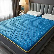 Tatami Mattress Pad,Korean Floor Mattress for Sleeping,Japanese Roll Up Bed Twin,Foldable Soft Futon Mattress,Foldable Tat...