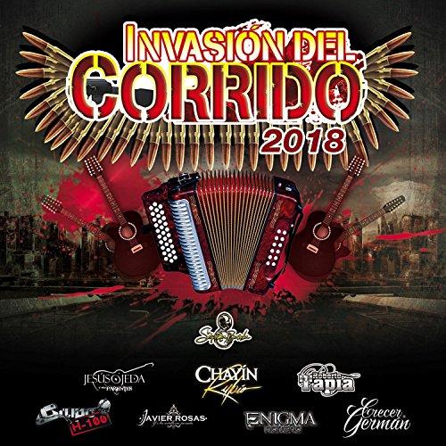 Invasion Del Corrido 2018 (Various Artists)