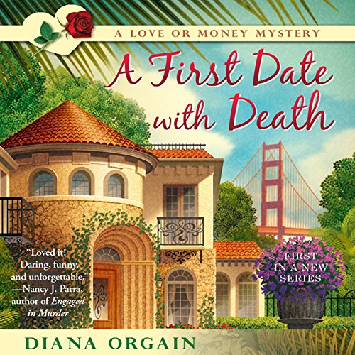 A First Date with Death audiobook cover art