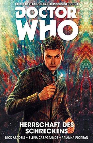 Doctor Who - Der zehnte Doktor, Band 1: Herrschaft des Schreckens (Comic) [Kindle-Edition]