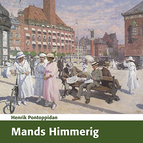 Mands Himmerig [Man's Heaven] audiobook cover art
