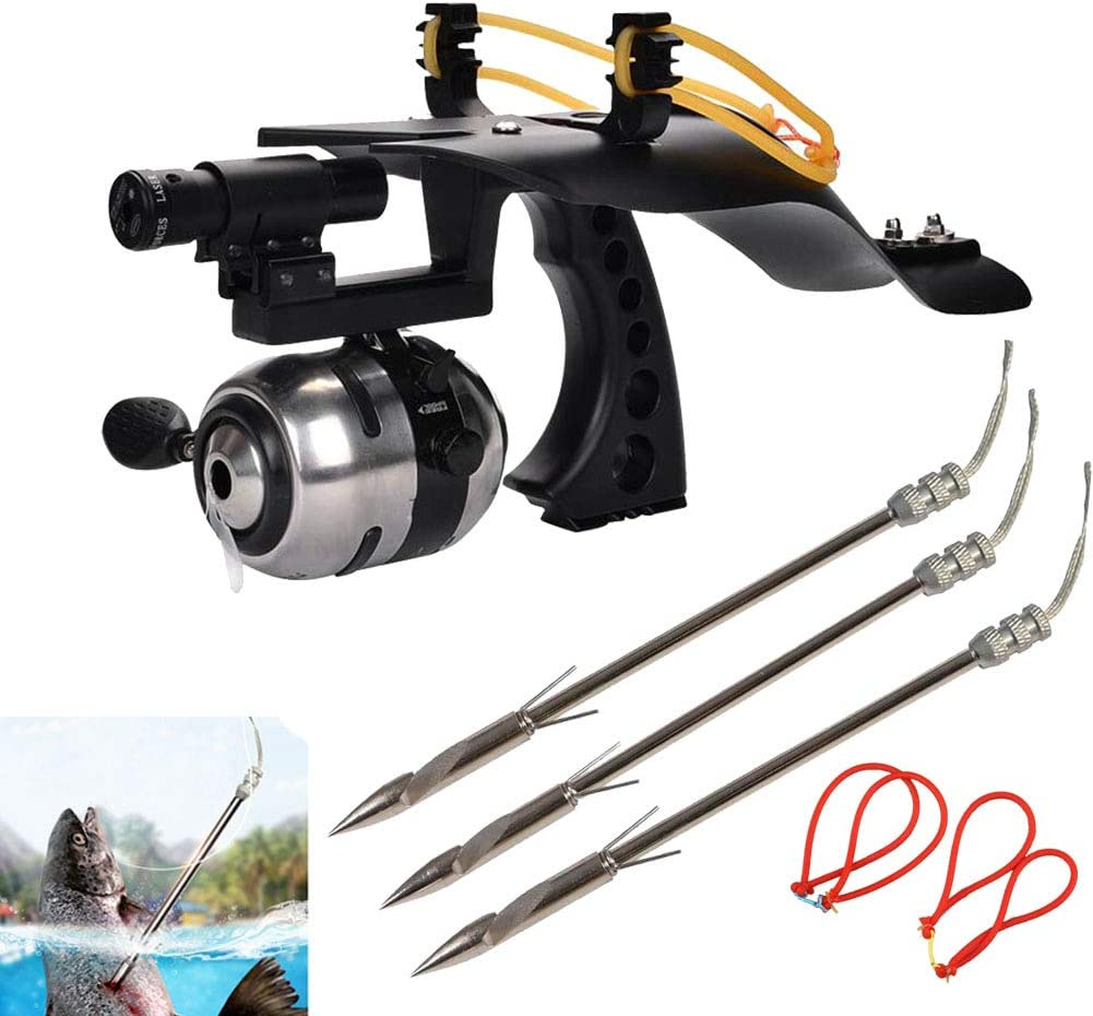 HANDBAIGE Multi-Function Slingshot Fishing Max 58% In stock OFF Professional Huntin
