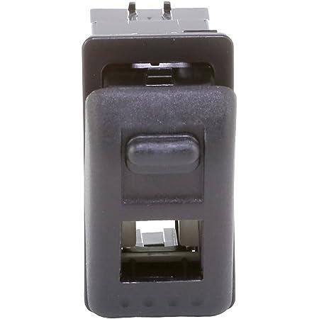 Hella 6rh 007 832 491 Schalter Kippbetätigung Anschlussanzahl 8 Mit Komfortfunktion Sicherheitsschalter Auto