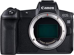 Canon EOS R Body Only RBODY Compact System Camera 3.15 inches Black