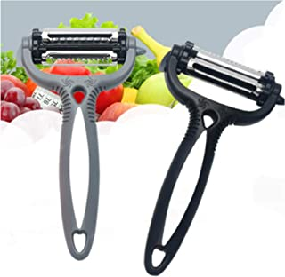 2 Pack Premium Swivel Lettuce Peeler,Vegetable Peeler,Pomato Peer,Comfortable Ergonomic Grip with Ideal Blade for Vegetabl...