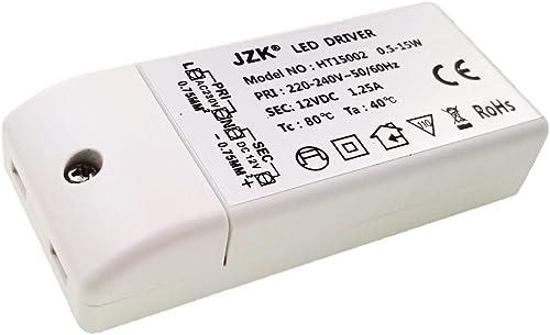 Nouveau pilote électronique LED 15W 12V 6 façon connecteur chaque