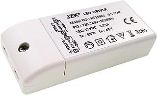 JZK LED transformador DC 12V 15W LED drive luz fuente
