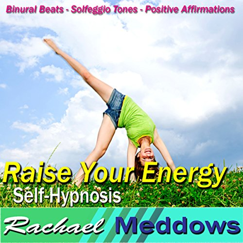 Raise Your Energy Hypnosis cover art