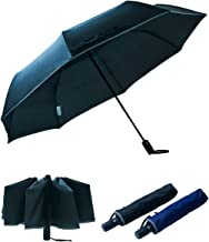 [ムーンバット] EXCEL GENT'S(エクセルジェンツ) 逆戻り防止安全機能付 折りたたみ傘 メンズ 自動開閉 大きいサイズ 軽量 無地 20026 【UV加工 超撥水 耐風設計】