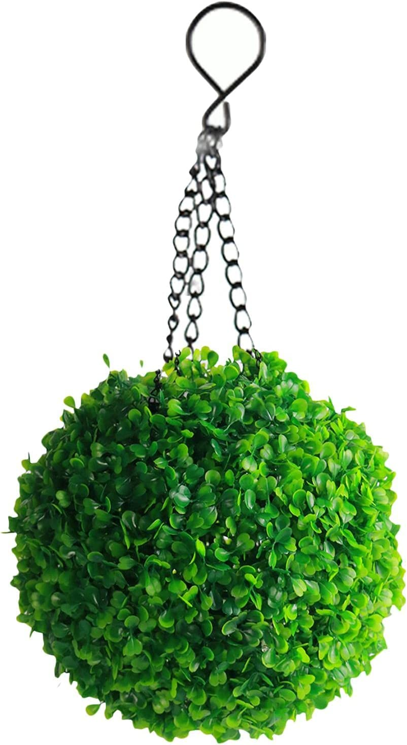 ALER Artificial Plant LED New item Topiary Ball 5.71 Boxw 7.48 Industry No. 1 Faux Inch