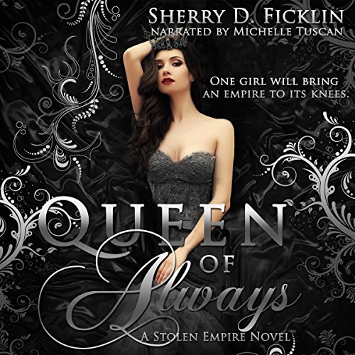 Queen of Always audiobook cover art