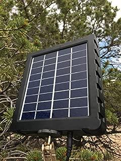 Bigfoot Camera Solar Charger 12v