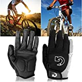 GEARONIC Cycling Shockproof Foam Padded Sports...