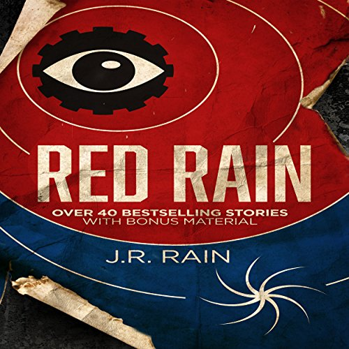 Red Rain audiobook cover art