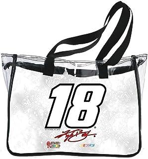 NASCAR Kyle Busch Clear Tote