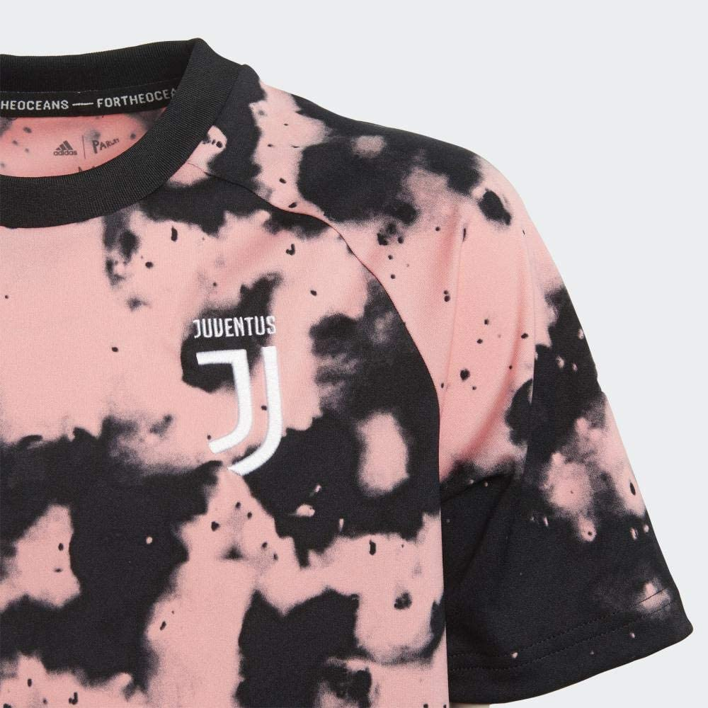 adidas Juve H Preshi Y Camiseta Unisex niños