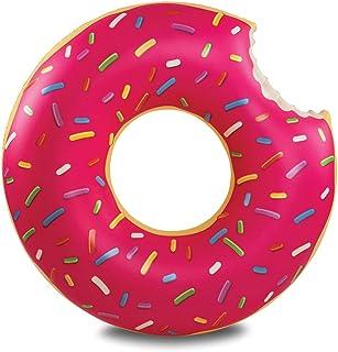 Big Mouth Toys BMPF-0003-EU Big Mouth - Donut (Rosa), Multicolor