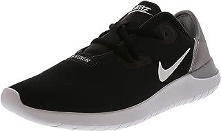 Nike Hakata Women's Running, Size 6.5, Color Black/White/Wolf Grey