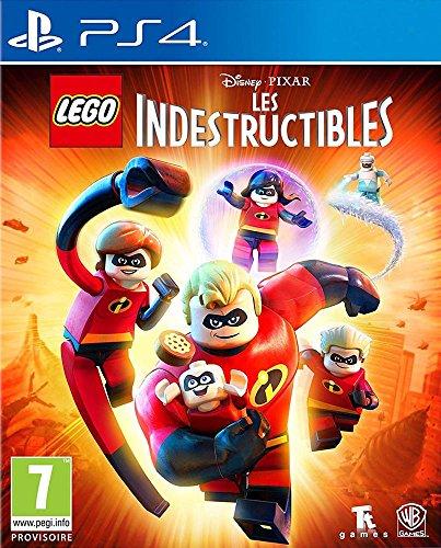 LEGO Disney / Pixar ONRUSTBAAR PS4-spel