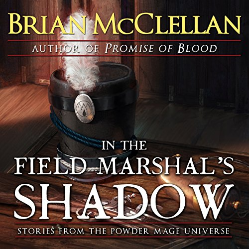 In the Field Marshal's Shadow audiobook cover art