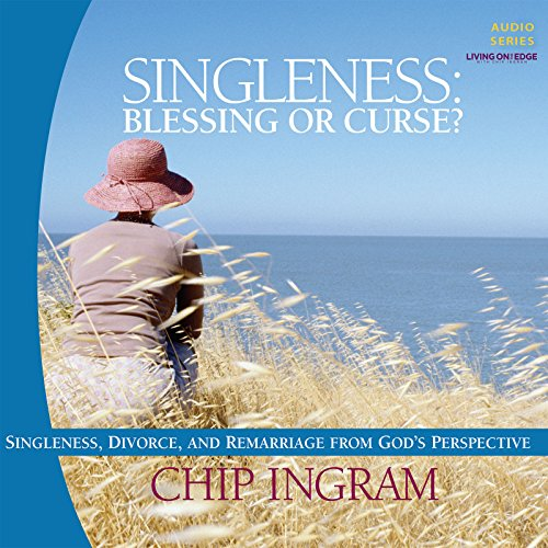 Singleness - Blessing or Curse audiobook cover art