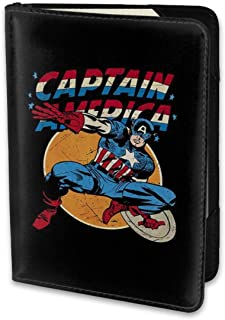 captain america passport cover