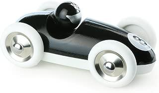 Black Roadster #8 wooden car
