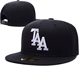 The Amity Affliction Let the ocean take me Logo Adjustable Snapback Embroidery Hats Caps
