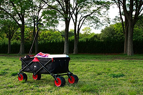 Raychell(レイチェル) レイチェルアウトドア グランドキャリアワゴン オフロードキャリーワゴン RR-GC02カーキ 32400
