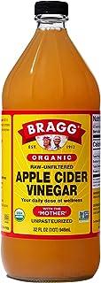 Bragg Organic Raw Unfiltered Apple Cider Vinegar - 946ml