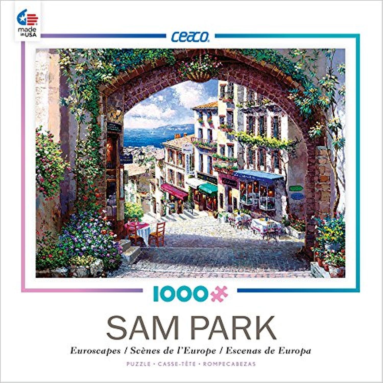 más vendido Ceaco Sam Park Park Park - Cote d'Azure Puzzle  punto de venta