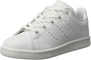 Adidas Boy's Stan Smith C Leather Sneakers