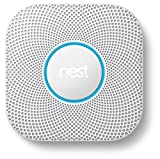 Nest Protect 2nd Gen Smoke + Carbon Monoxide Alarm, Battery by Nest Labs