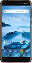 Nokia 6.1 GSM Unlocked 32GB Android Smartphone - Copper Black (Renewed)