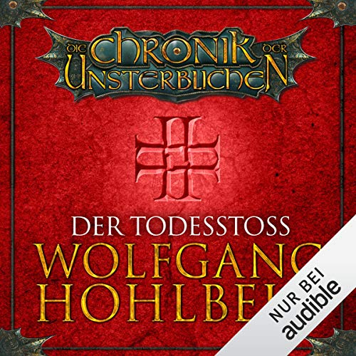Der Todesstoß audiobook cover art