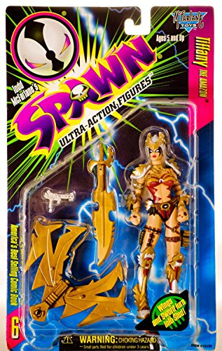 Spawn Series 6 Tiffany Action Figure by Spawn