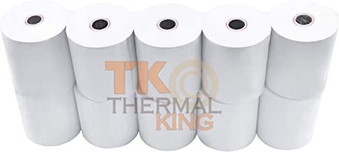 Thermal King, Point-of-Sale Thermal Paper Rolls, 3 1/8