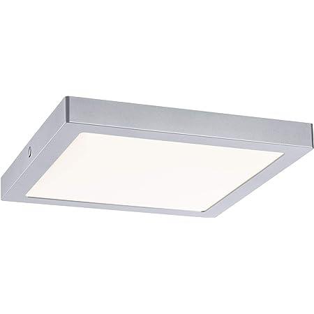 2700 K Weiß IP20 Paulmann Deckenleuchte Abia LED Panel,22 W Kunststoff