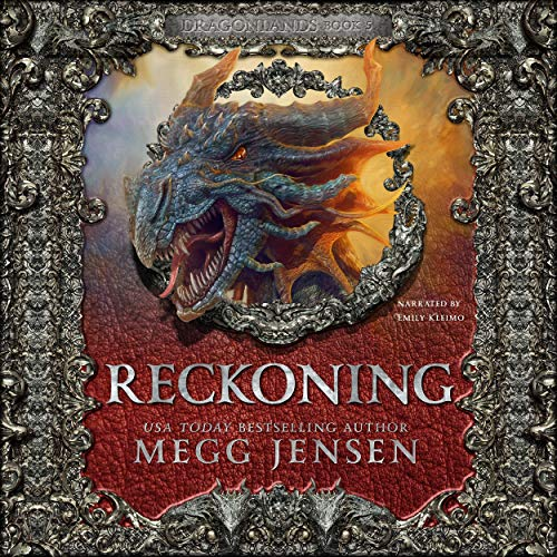 Reckoning  By  cover art