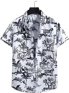 Amazon.es: camisa hawaiana hombre