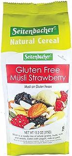 Seitenbacher Gluten Free Muesli Strawberry Natural Cereal, 13.2 Ounce
