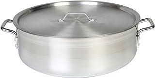Best Thunder Group 20 Quart Aluminum Braiser with Lid Review