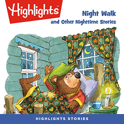 Night Walk and Other Stories copertina